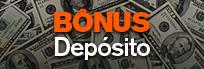 bônus deposito