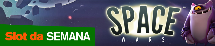 Slot da Semana - Space Wars