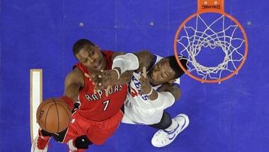 Philadelphia 76ers - Toronto Raptors