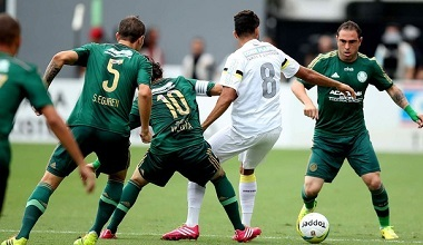 Palmeiras - Santos