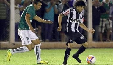 Atlético-MG - Caldense