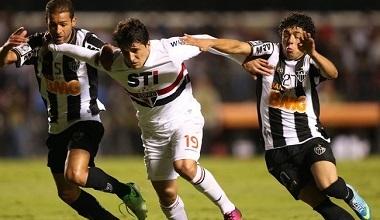 Atlético MG - São Paulo