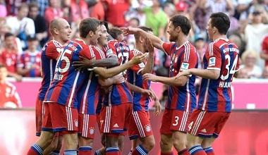 Bayern - Milan
