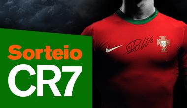 Camiseta autografada pelo Ronaldo!
