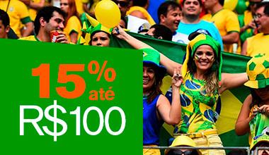 Você já sabe: jogo do Brasil = Mega Bônus